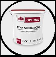 Tynk Silikonowy Optimal