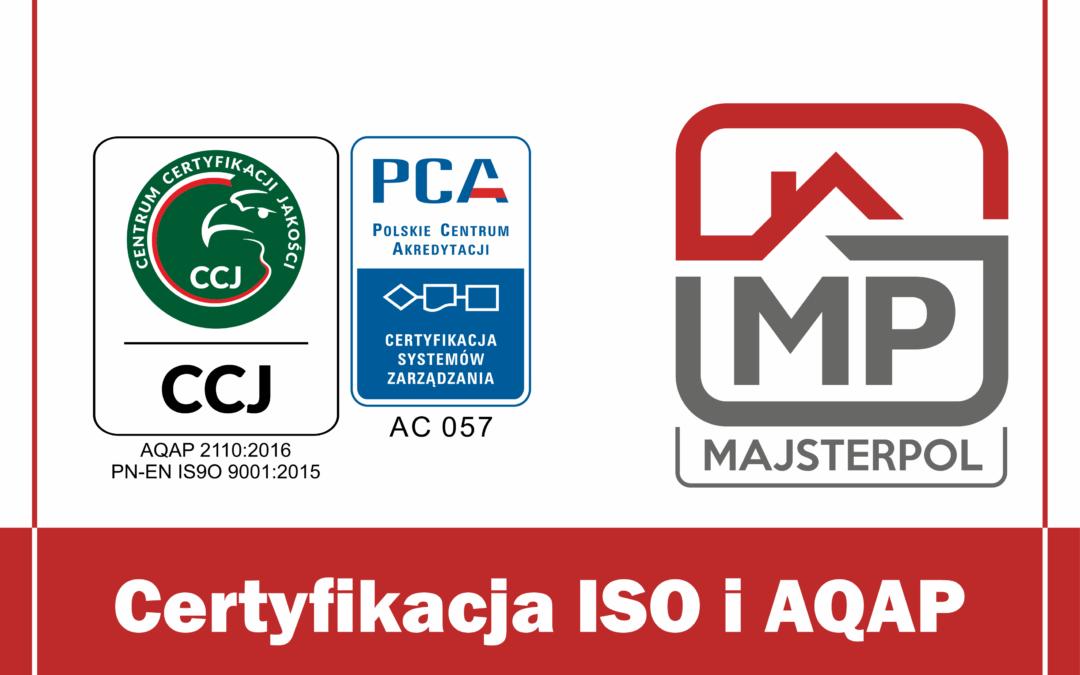Certyfikacja ISO i AQAP